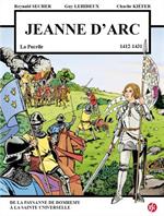 BD Jeanne d'Arc - La Pucelle 1412-1431