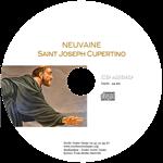 CD Neuvaine de saint Joseph de Cupertino