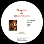 CD audio - Chapelet de Saint Antoine