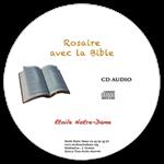 CD audio Rosaire avec la Bible - (2CD)