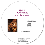 CD AUDIO - ETOILE ND raconte Saint Antoine de Padoue