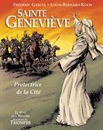 BD - Sainte Geneviève, protectrice de la cité
