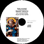 CD - Neuvaine à saint Roch, un thaumaturge pour notre temps