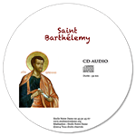 CD AUDIO - ETOILE ND raconte Saint Barthélemy