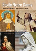 Bulletin n°309 - Juillet Août 2021 - Les quatre femmes Docteurs de l'Eglise