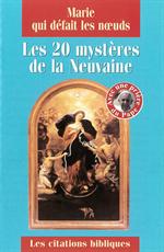 Les 20 mystères de la Neuvaine - Marie qui défait les noeuds