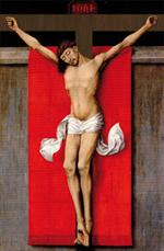 Image plastifiée Sainte Croix