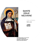 CD Neuvaine à Sainte Odile
