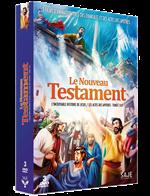 DVD - Coffret le Nouveau Testament - Film d'animation