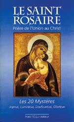 Le Saint Rosaire (20 Mystères)