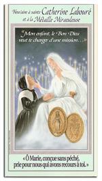 Neuvaine à Sainte Catherine Labouré (Priant)