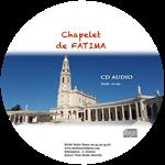 CD audio - Chapelet de Fatima