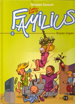 BD Les familius, soyez sages ! - Tome 2