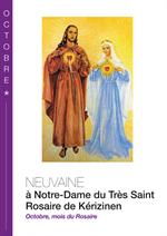 Neuvaine à Notre-Dame du Rosaire de Kérizinen
