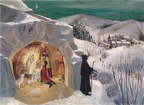 Cartes de voeux Noël aujourd´hui - Lot de 6 cartes 2 modèles avec enveloppes
