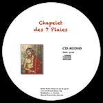 CD audio - Chapelet des Sept Plaies
