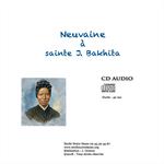 CD Neuvaine à sainte Joséphine Bakhita