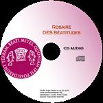 CD audio Rosaire des Béatitudes
