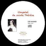CD audio - Chapelet de sainte Thérèse