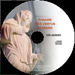CD Rosaire des vertus de Marie