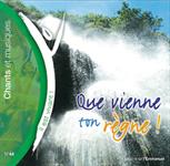 CD Que vienne ton règne CD 44