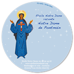 CD AUDIO - ETOILE ND raconte Notre Dame de Pontmain