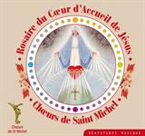 Rosaire du coeur d'Accueil de Jésus – Coffret 4 CD Béatitudes