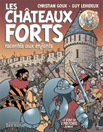 BD - Les Châteaux forts racontés aux enfants