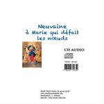 CD Neuvaine à Marie qui défait les noeuds