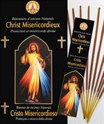 Encens naturel Jésus Miséricordieux - Lot de 12 boites de 10 batonnets