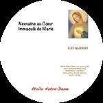 CD Neuvaine au Cœur Immaculé de Marie