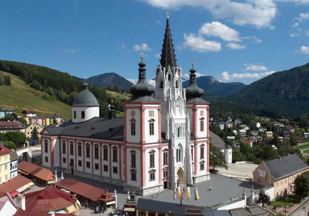 Sanctuaire Mariazell - Etoile Notre Dame