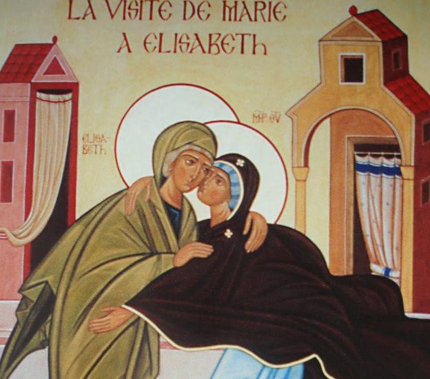 31 mai 2019 : Fête officielle de la Visitation de la Vierge Marie - Etoile  Notre Dame